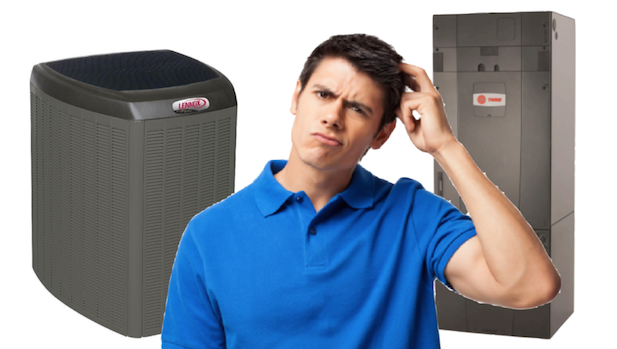 Air Conditioners Versus Air Handlers What S The
