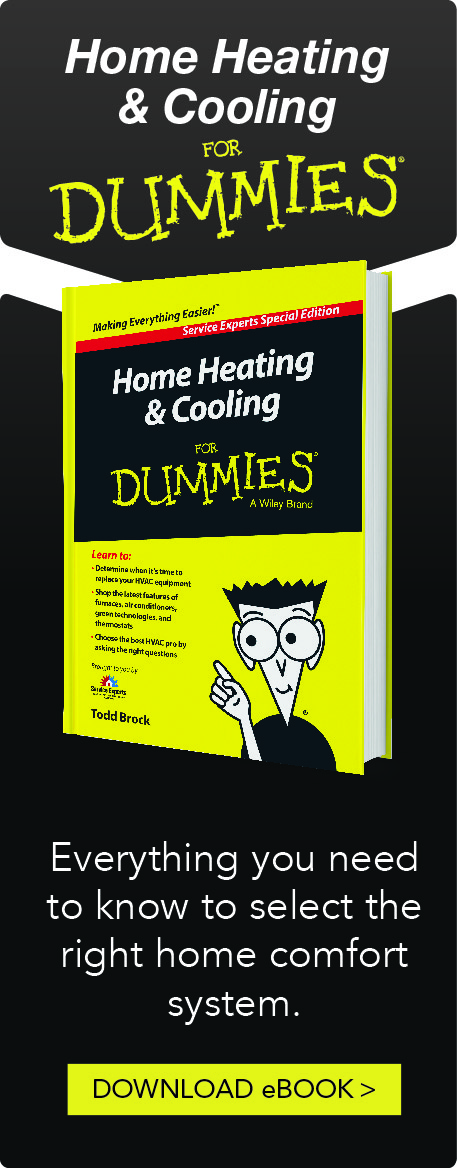Home Heating And Air Conditioning For Dummies Service